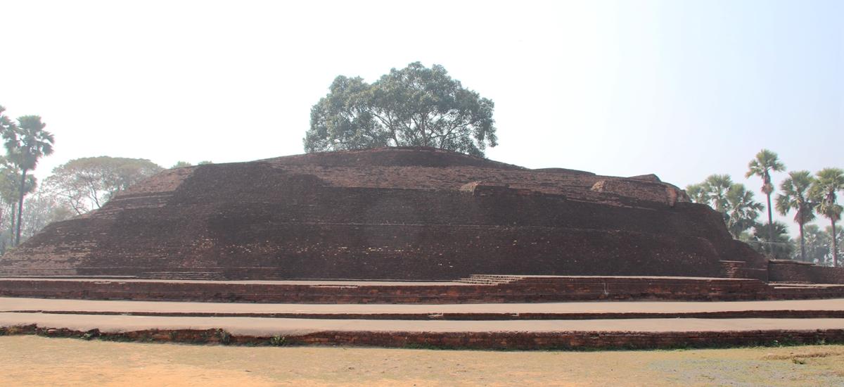 印度菩提迦耶-牧羊女蘇嘉塔大塔  Sujata Temple