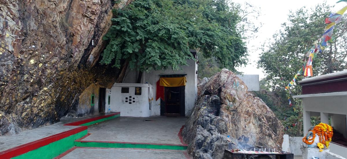印度菩提迦耶-苦行林龍洞 Prabodhi Cave