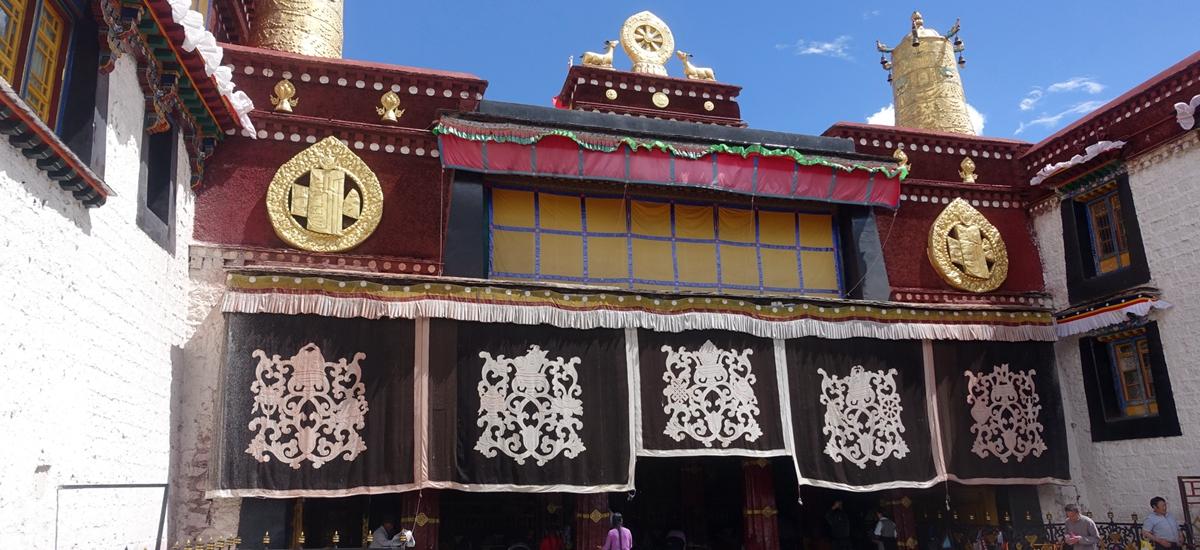西藏拉薩-大昭寺