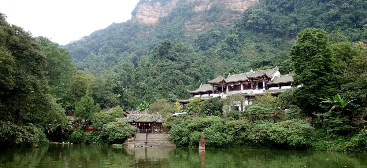 四川都江堰-青城山