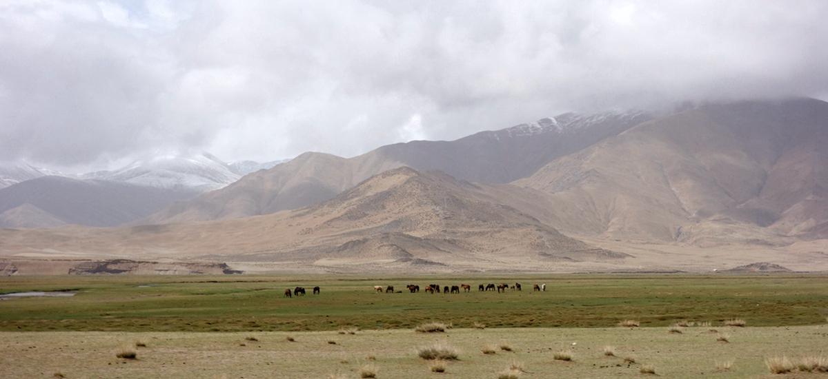 青海格爾木-崑崙山