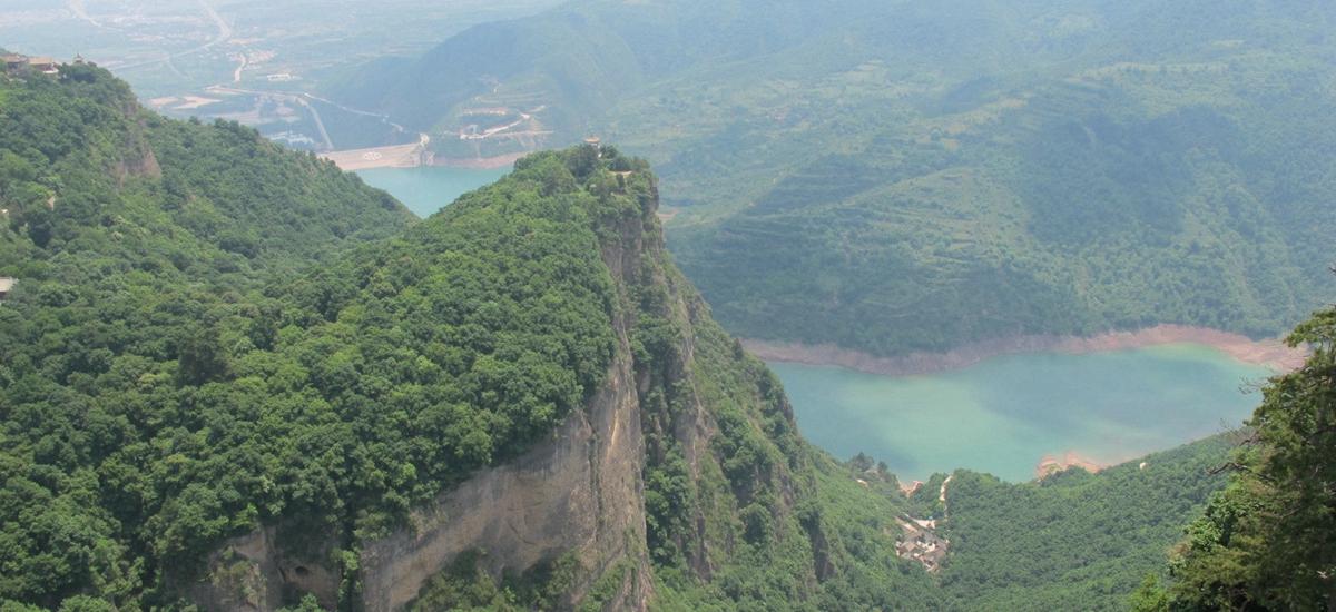 甘肅平涼-崆峒山