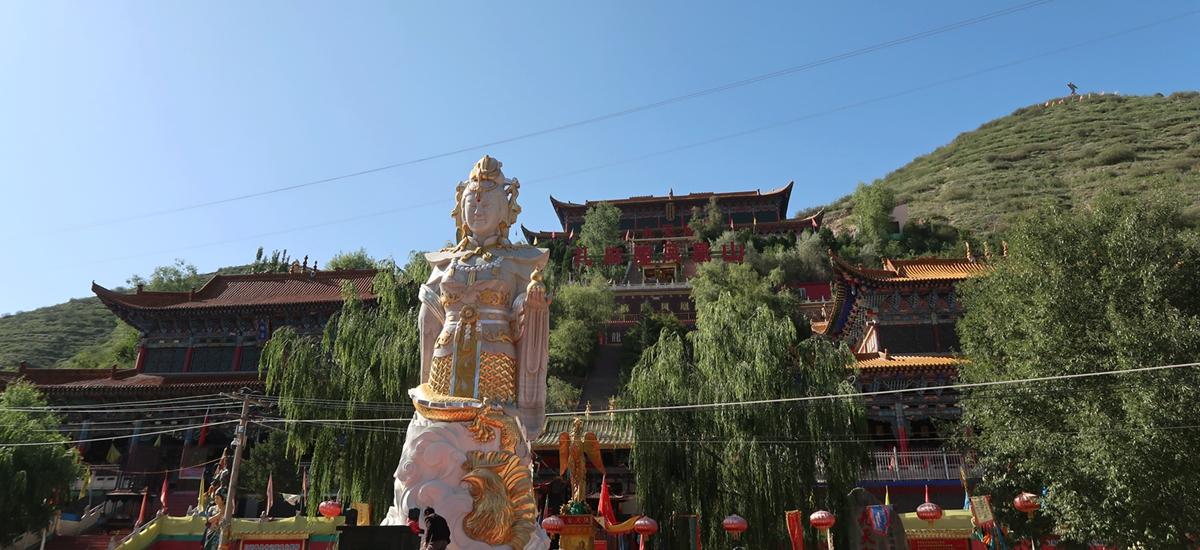 青海西寧-扎麻隆鳳凰山