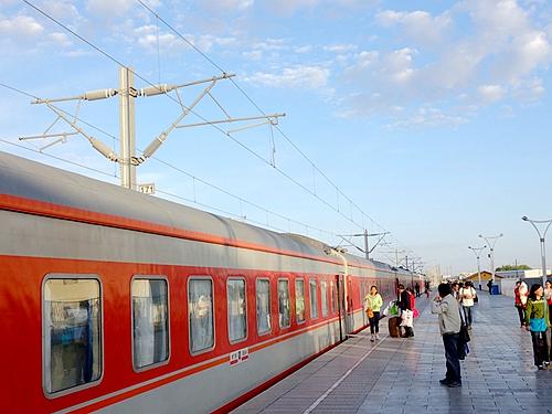 青藏鐵道-青海-格爾木