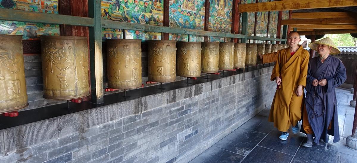 山西忻州 - 五台山塔院寺
