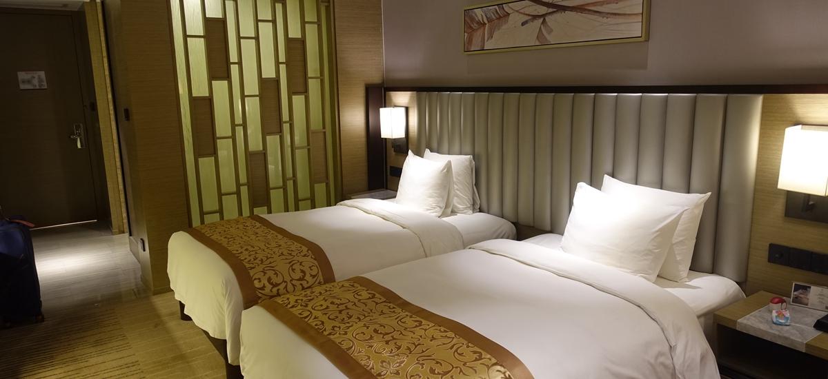 四川成都-龍之夢瑞峰國際酒店