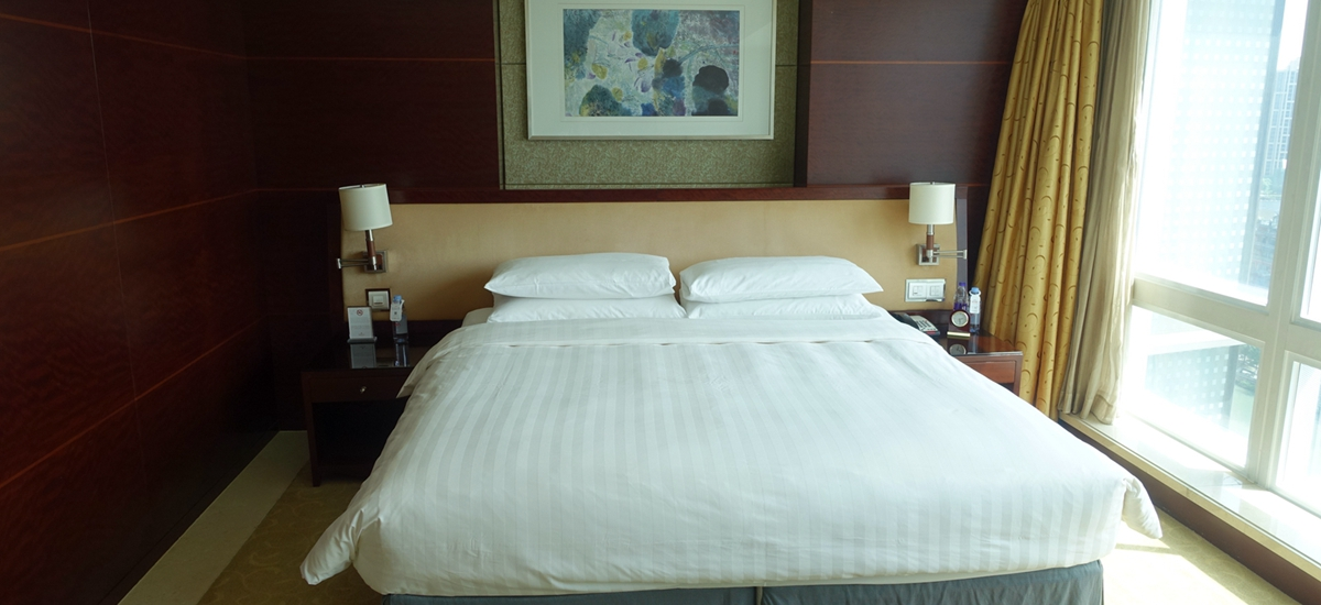 四川成都-香格里拉酒店