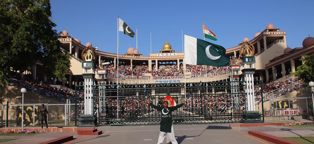 巴基斯坦-印巴邊界