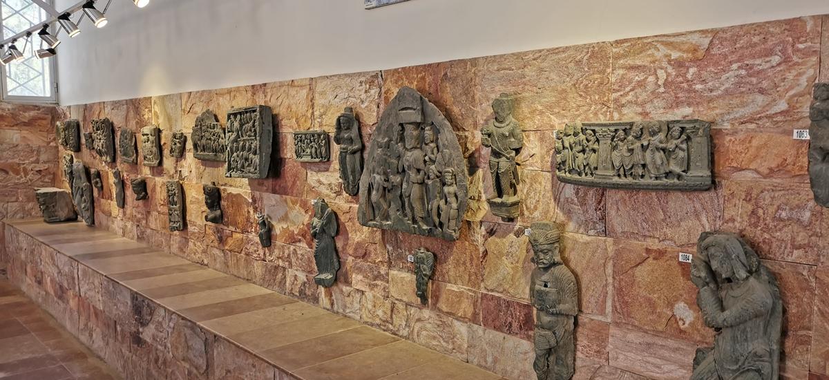 巴基斯坦-史瓦特博物館