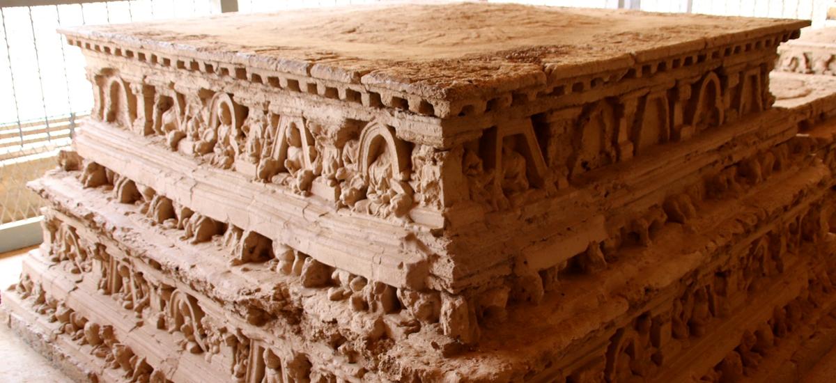 巴基斯坦-塔克西拉佛教遺址