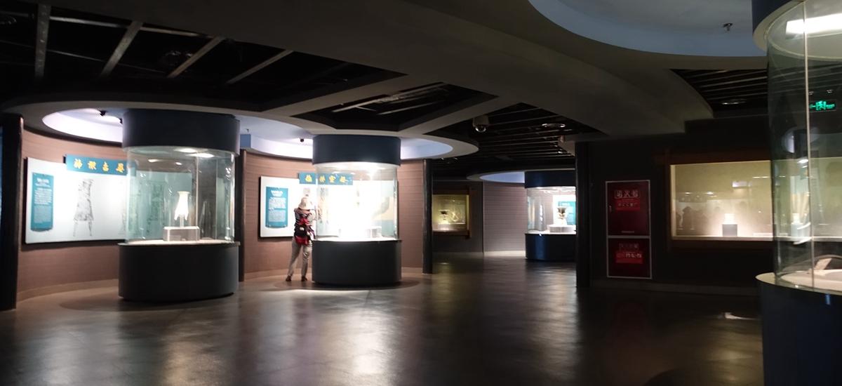 四川廣漢-三星堆博物館