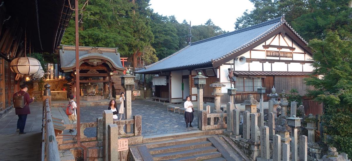 日本奈良-二月堂