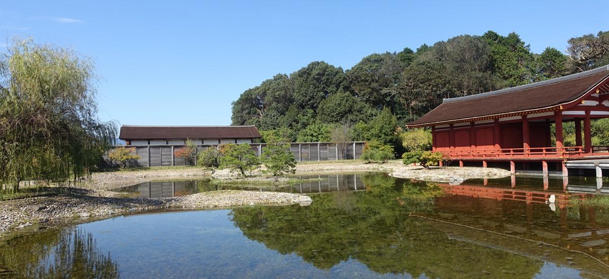 日本奈良-平城宮遺跡
