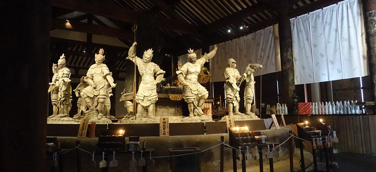 日本奈良-新藥師寺