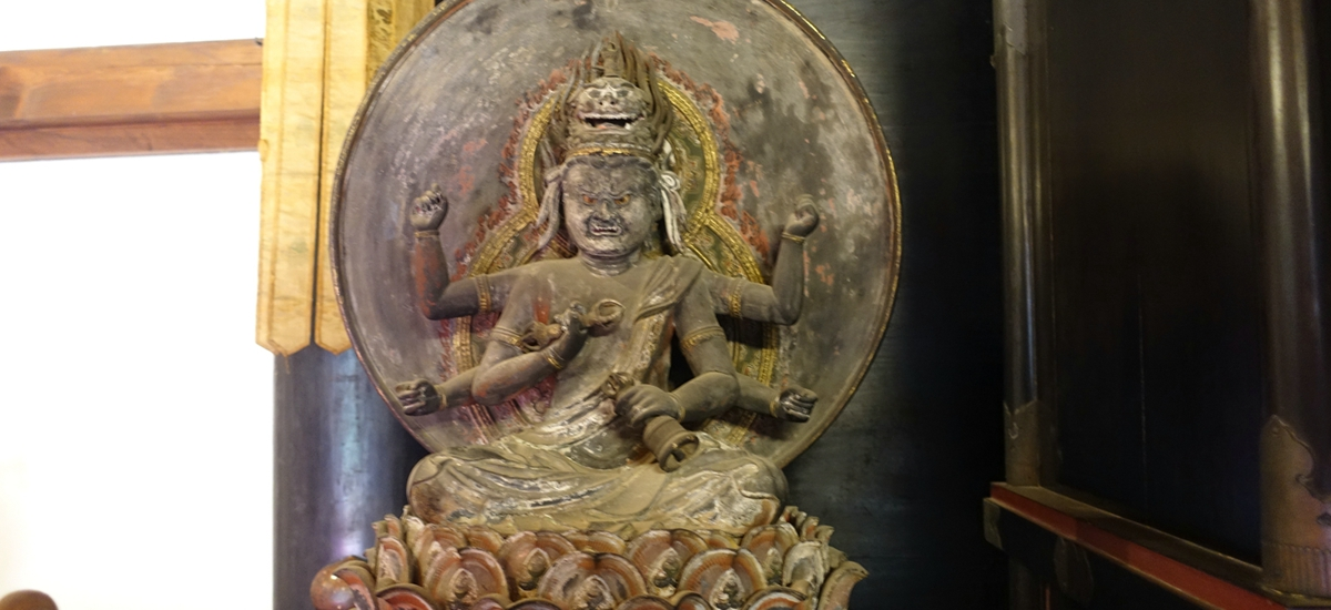 日本奈良-海龍王寺