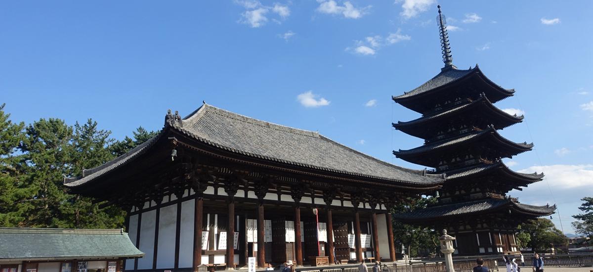 日本奈良-興福寺