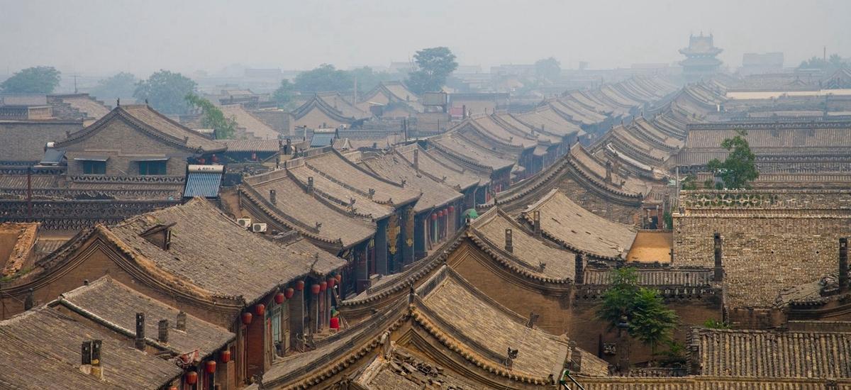 山西晉中-平遙古城