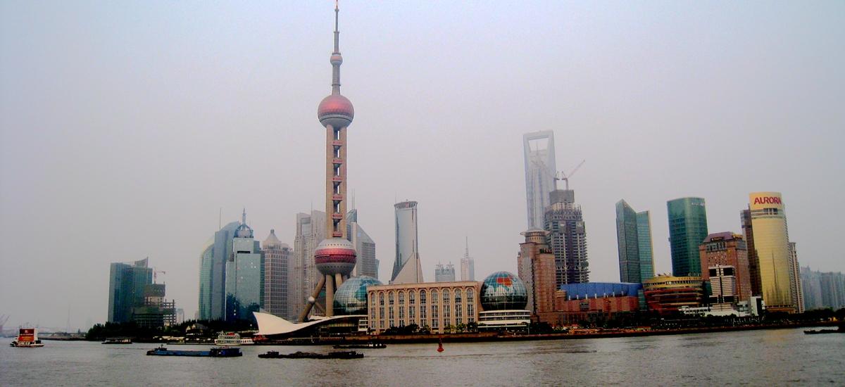 上海-東方明珠塔