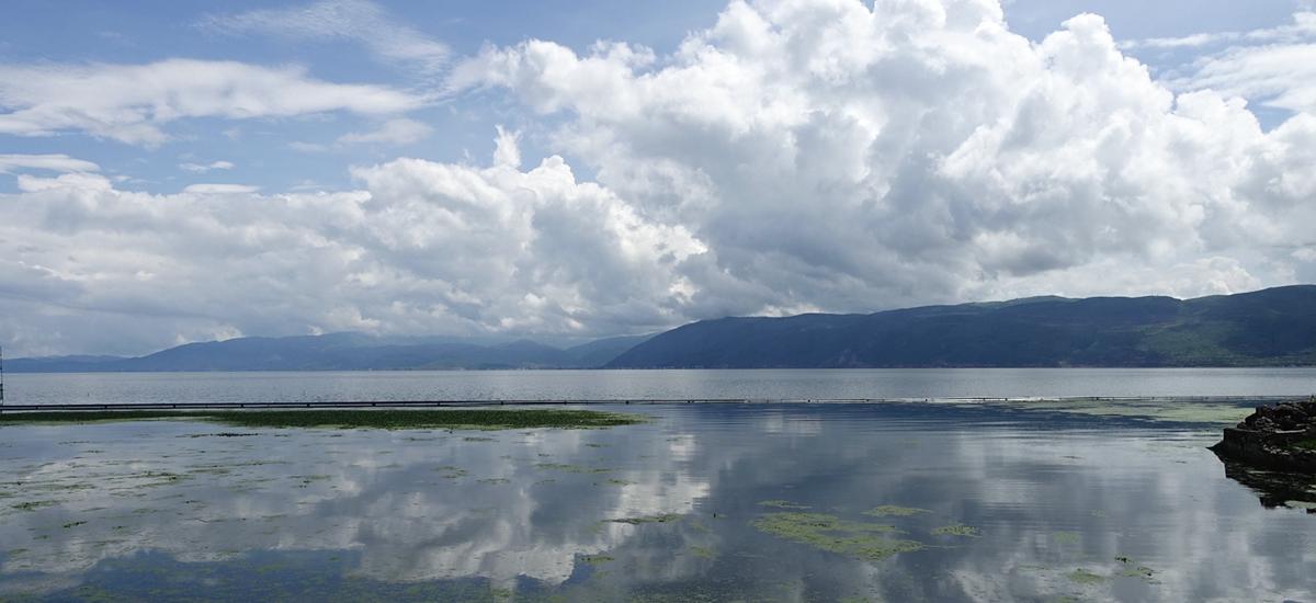 雲南大理-洱海