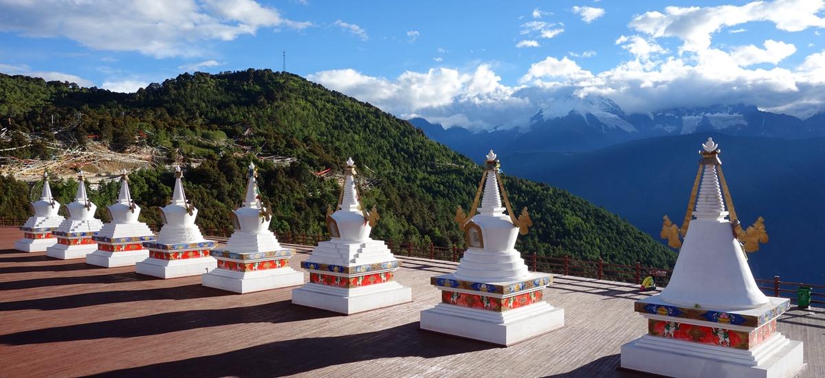 雲南德欽-卡瓦格博峰.梅里雪山