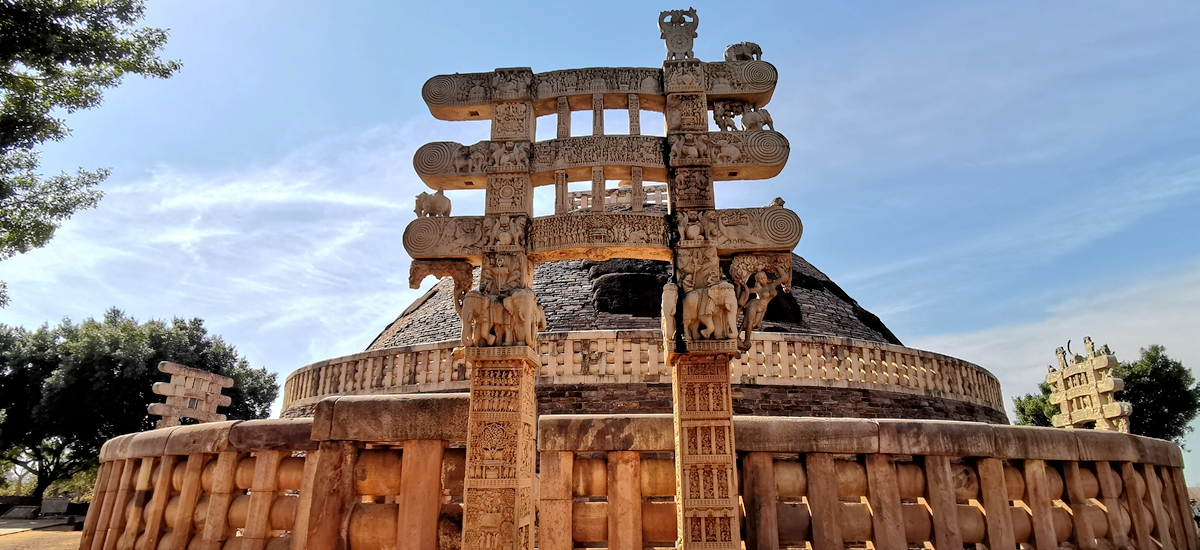 印度佛陀八大聖地.南印度佛教石窟全覽24日