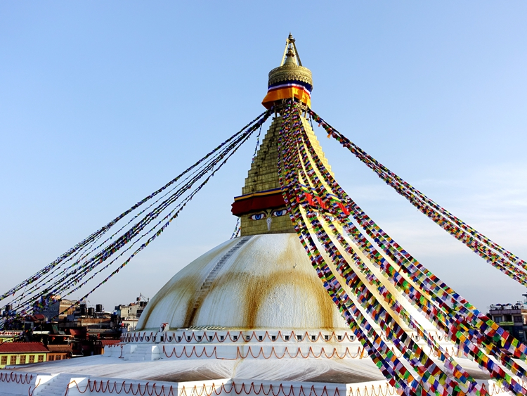 尼泊爾山波卡拉.魚尾峰.藍毗尼園8日