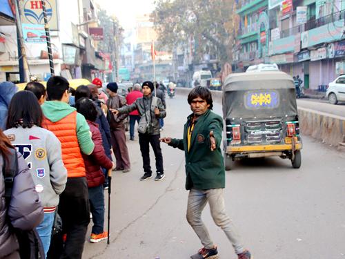 佛陀八大聖地.印度公路趣事.不可思議的印度