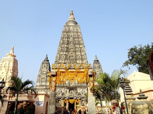 印度-菩提迦耶 Bodhgaya