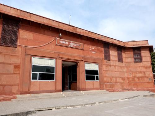 印度北方邦-秣菟羅博物館 Government Museum, Mathura
