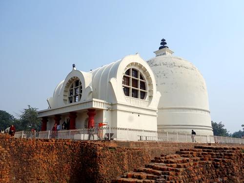 印度拘尸那羅-大涅槃寺 Nirvana Temple