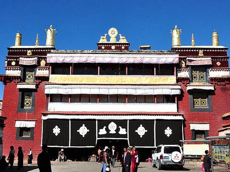 西藏拉薩-小昭寺