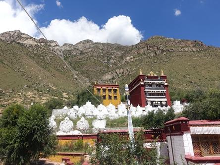 西藏拉薩-帕邦喀