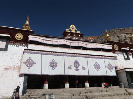 西藏拉薩-色拉寺