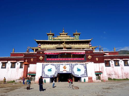 西藏山南-桑耶寺