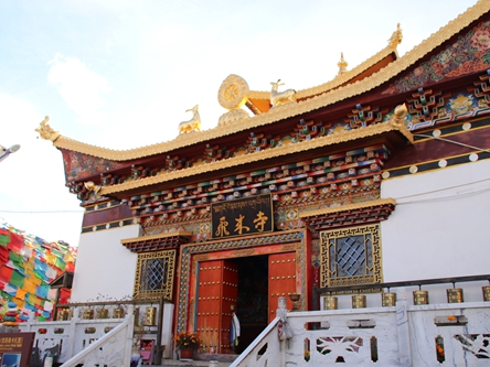 雲南德欽-飛來寺