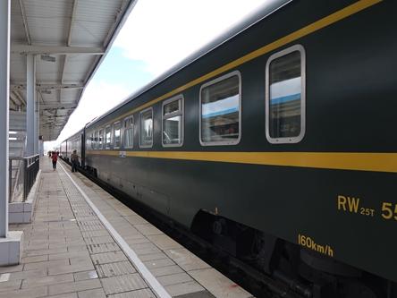 西藏崑崙山青藏鐵道