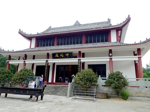 四川江油-翠屏山