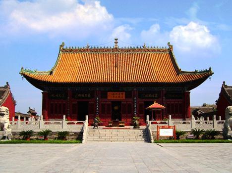 河南淮陽-太昊陵