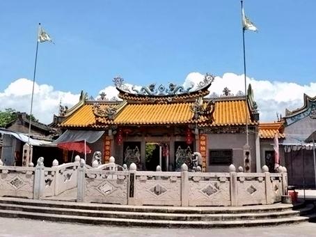 廣東揭西-三山國王祖廟