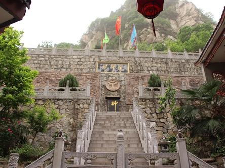 陝西西安-終南山子午金仙觀