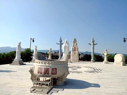陝西寶雞-封神榜封神台