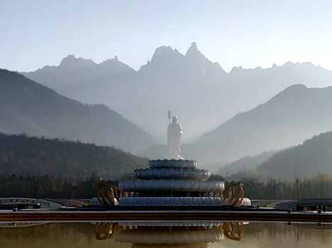 安徽池州-九華山地藏王菩薩道場