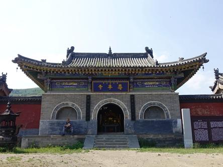 山西忻州-五台山壽寧寺