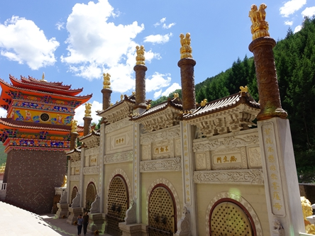 山西忻州-五台山大寶寺