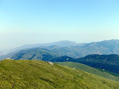 山西忻州-五台山五方大朝台