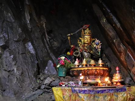 山西忻州-五台山東台那羅延洞