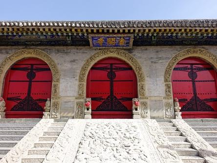 山西忻州-五台山金閣寺
