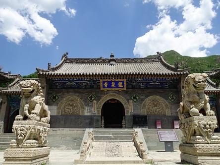 山西忻州-五台山龍泉寺