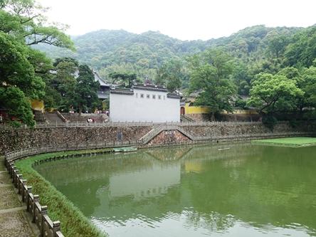 浙江寧波-天童禪寺