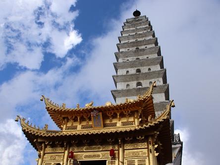 雲南大理-雞足山